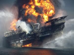 deepwater blast