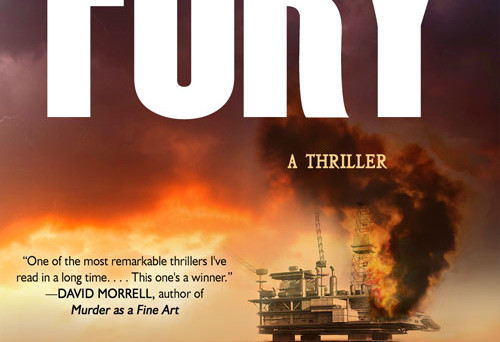 The Fury Cover